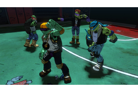Pre-order Teenage Mutant Ninja Turtles: Mutants in ...