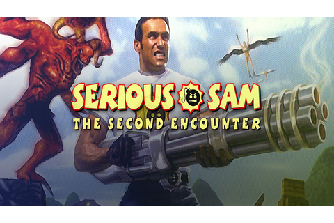 Serious Sam: The Second Encounter - Download - Free GoG PC ...