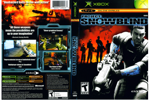 Project Snowblind image - Video Game Art Realm - Mod DB