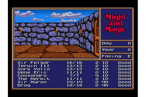 Might And Magic 2 Mobile game download