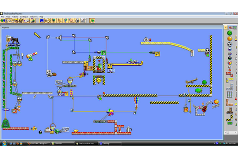 The Incredible Machine Version 3.0 Running On My Computer ...