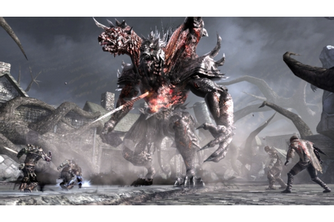 Soul Sacrifice screenshots - Gematsu
