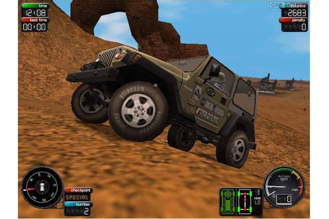 Screamer 4x4 - screenshots gallery - screenshot 4/8 ...