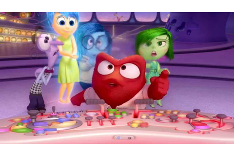 """Disgust & Anger"" Clip - Inside Out - YouTube"