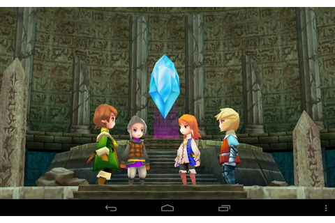 FINAL FANTASY III - Android Apps on Google Play