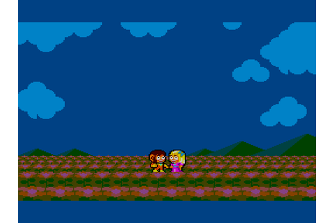 Alex Kidd in Shinobi World Download Game | GameFabrique