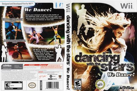 Pc Game Download: Dancing with the stars we dance USA Wii ...