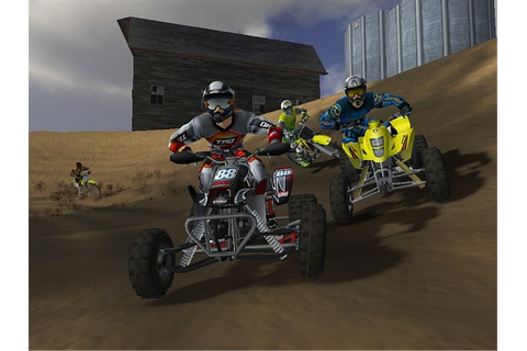 MX vs ATV Unleashed Game - Free Download Full Version For PC