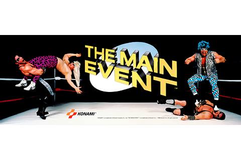 The Main Event (4 Players ver. Y) ROM