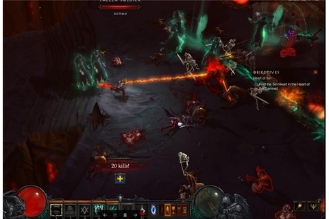 Let the Undead Rise Again - Diablo III: Rise of the ...