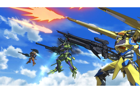 New Details and Screenshots for Cross Ange: Rondo of ...
