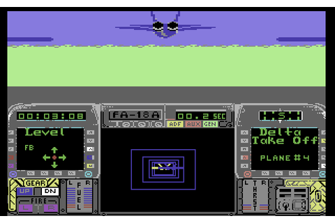 Blue Angels: Formation Flight Simulation (1989) by ...