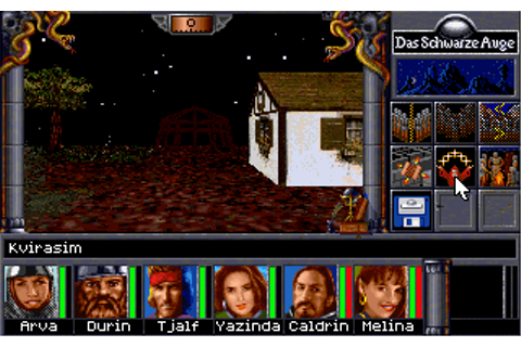 Realms of Arkania: Star Trail (1994) by Attic ...
