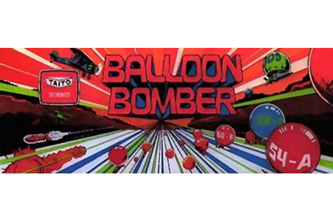 Balloon Bomber - Videogame by Taito