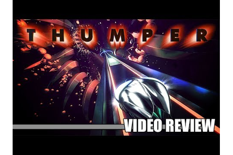 Review: Thumper (Switch) - Defunct Games - YouTube