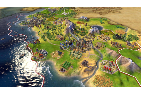 Sid Meier's Civilization VI (Switch) | The Gamesmen