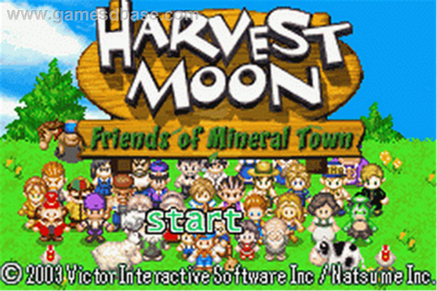 Cheat Harvest Moon: CODEBREAKER HARVEST MOON FRIEND OF ...