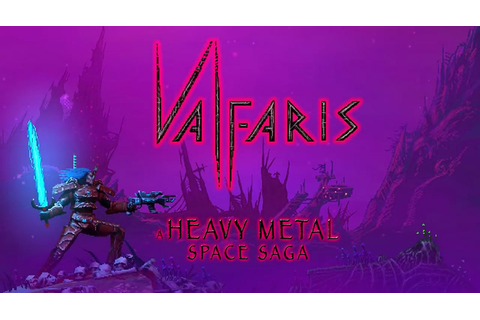 2D Action-Platformer Valfaris Coming To PS Vita | Handheld ...