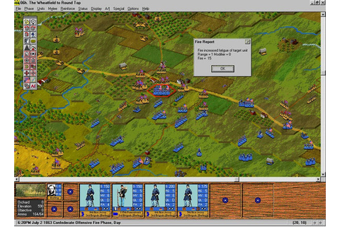BATTLEGROUND 2 GETTYSBURG TALONSOFT +1Clk Windows 10 8 7 ...