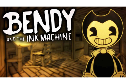 Bendy and the Ink Machine Gameplay - THE DEVIL! (Let's ...