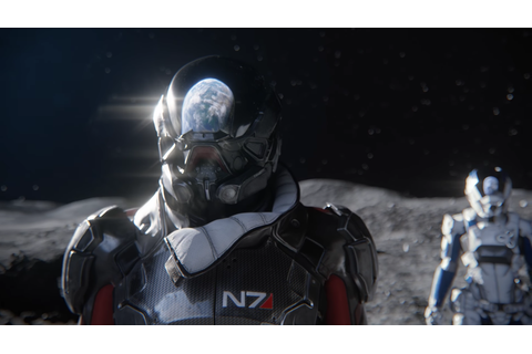 'Mass Effect: Andromeda' trailer: PHOTOS - Business Insider