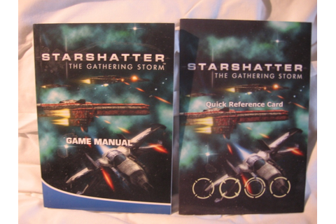 The Best and Worst Space Game Manuals...That I Know of ...