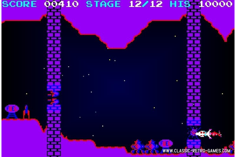 Download Scramble & Play Free | Classic Retro Games