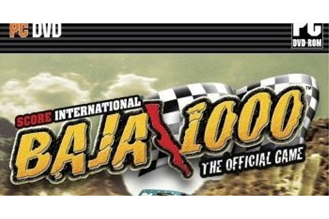 SCORE International Baja 1000 (RIP) | Free Games Download ...