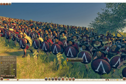 Heroes of Sparta - Sparta - Total War: Rome II - Royal ...