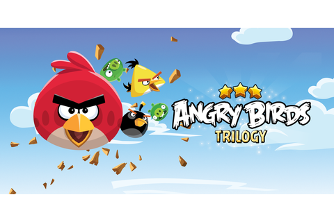 Angry Birds™ Trilogy | Wii U | Games | Nintendo