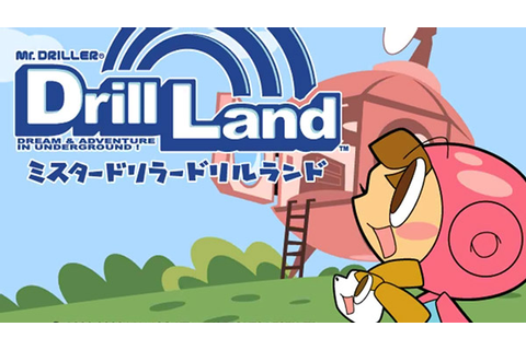MR. Driller: Drill Land (GC game) trademarked in EU | ResetEra