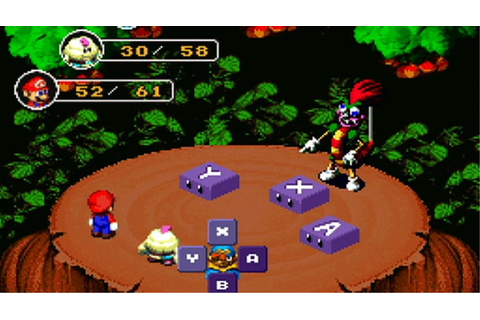 (Re)Play - Super Mario RPG: Legend of the Seven Stars