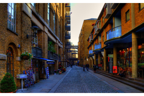 London Streets HD Wallpaper | Background Image | 1920x1200 ...