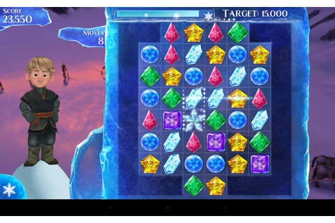 Frozen Free Fall – Games for Android – Free download ...