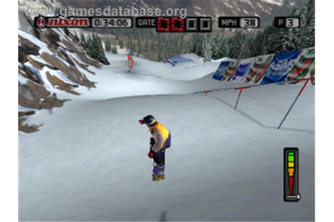 Cool Boarders 2001 - Sony Playstation - Games Database