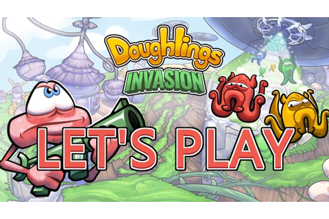 Let's Play Doughlings: Invasion on Steam - YouTube