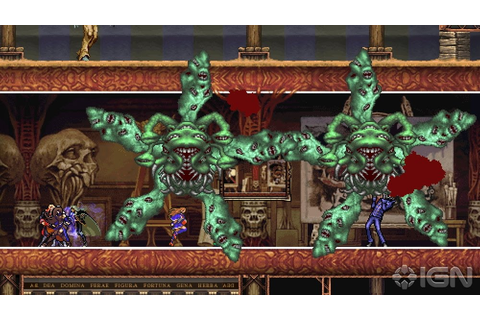 plus9: Review: Castlevania: Harmony of Despair (XBLA)