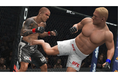 GamesCom 2011: UFC Undisputed 3 Xbox 360, PS3 Screenshots ...