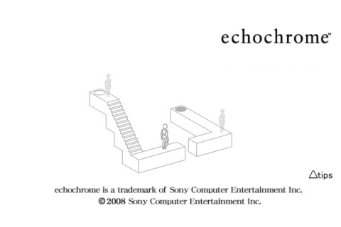 echochrome Details - LaunchBox Games Database