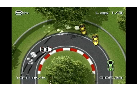 New racing game announced for... Sega Dreamcast ...