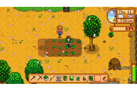 With Stardew Valley, Harvest Moon Finally Has a True ...
