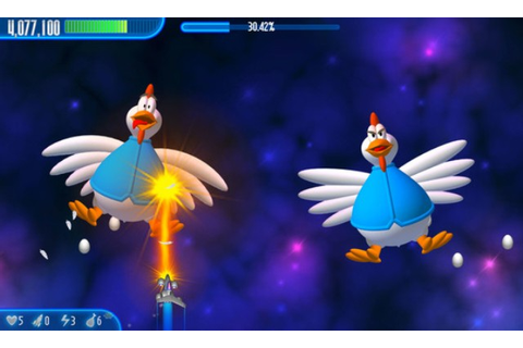Chicken Invaders 3 Free Download Full Game For PC