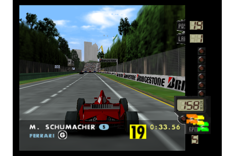 F 1 World Grand Prix Download Game | GameFabrique