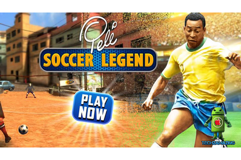 Pele: Soccer Legend (iOS/Android) Gameplay HD - YouTube