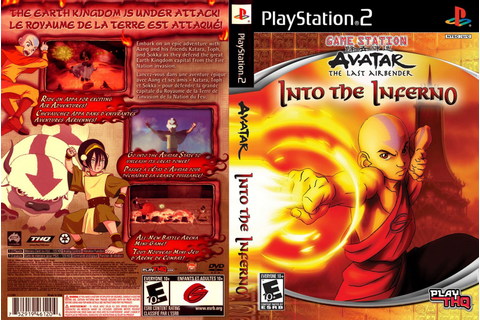 Filmes Prediletos Nota 10 PS2: ps2 Avatar The Last ...