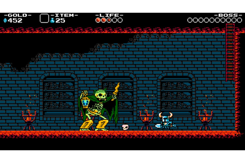 Shovel Knight (3DS eShop) News, Reviews, Trailer & Screenshots