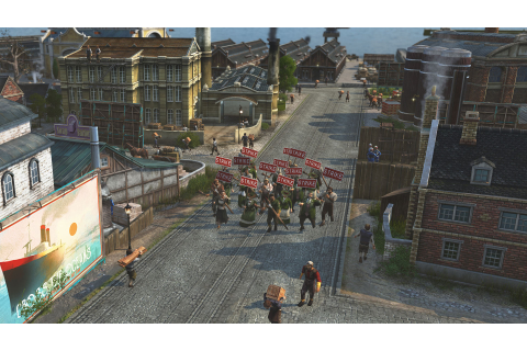 You can sign up for Anno 1800's closed beta, which starts ...