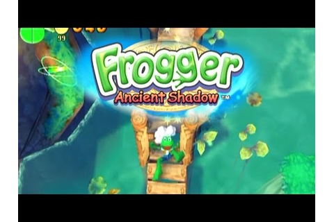 Frogger: Ancient Shadow ... (PS2) - YouTube