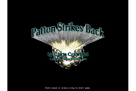 Patton Strikes Back Download (1991 Strategy Game)