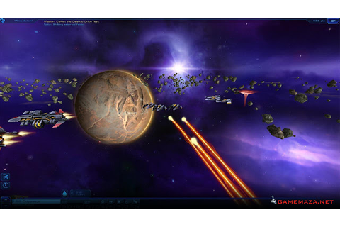 Sid Meier's Starships Free Download - Game Maza
